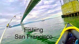 San Francisco Kayak Fishing