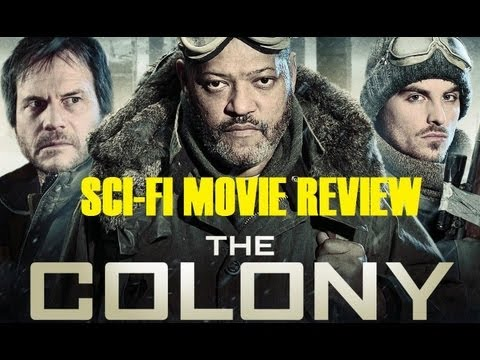 THE COLONY ( 2013 Bill Paxton ) Sci Fi Movie Review