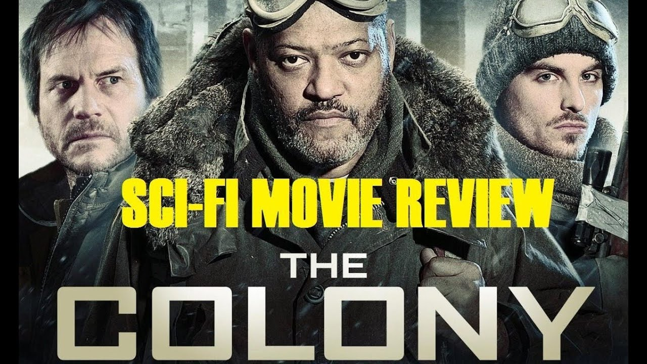 THE COLONY ( 2013 Bill Paxton ) Sci Fi Movie Review - YouTube