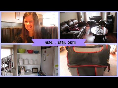 VEDA - April 25th