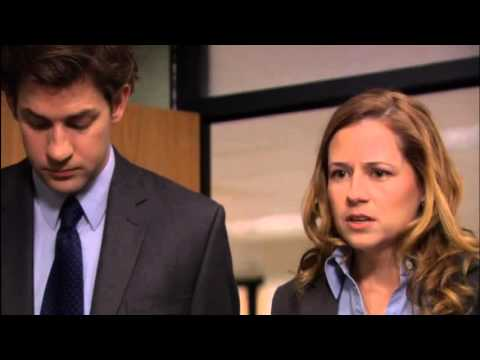 the office dating pam's mom