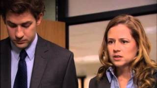 Pam finds out the truth.