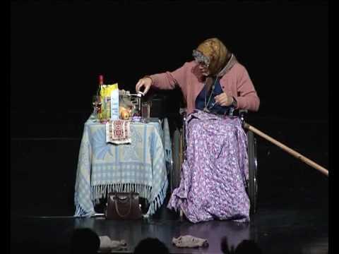 Ermi-Oma in Spielberg (Mai 2009)