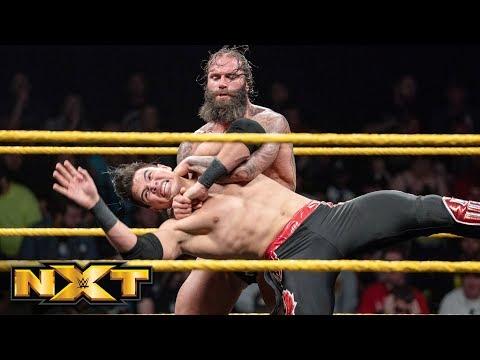 Humberto Carrillo, Oney Lorcan & Danny Burch vs. Forgotten Sons: WWE NXT, May 1, 2019
