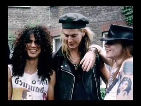 Guns n Roses – Use Your Illusion – 2 Classic Albums – Film Preview