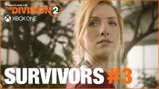 Meine erste Schauspielrolle! • THE DIVISION 2 - Survivors Ep3