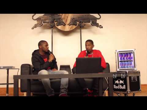 CANDIDLY CONVERSING: Young Guru Interview (Red Bull Music Academy)