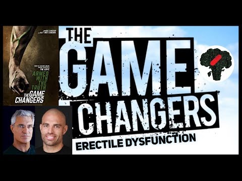 The Game Changers Documentary Vegan - Erectile Dysfunction