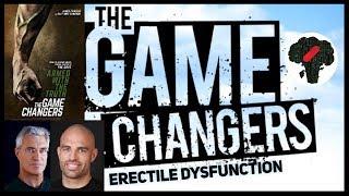 The Game Changers Documentary Vegan - Erectile Dysfunction