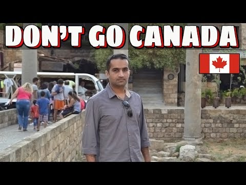 Don't Go To Canada