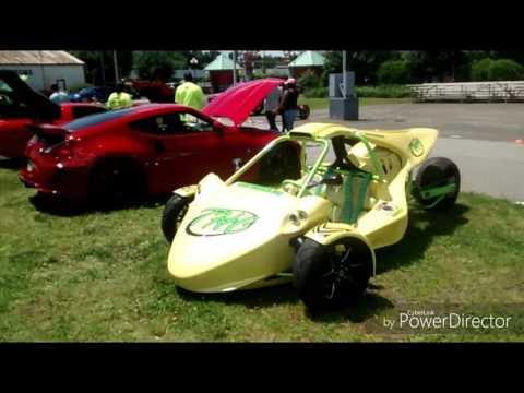 Tight Whip & 102 Jamz Car Show