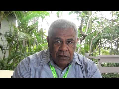 Acting Director for Fiji Met Service, Aminiasi Tuidraki