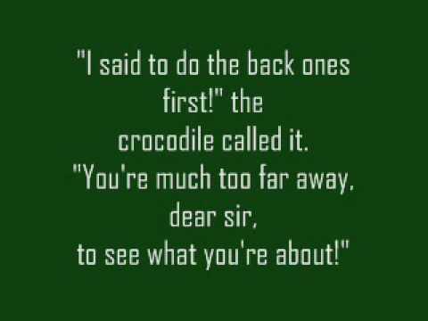 The Dentist and the Crocodile by Roald Dahl