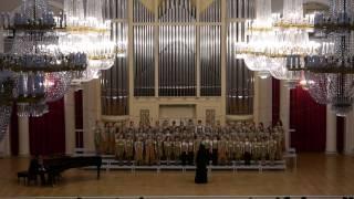"""Финал. Концертный хор """"Перезвоны"""" ДШИ им.М.И.Глинки (Санкт-Петербург)"""