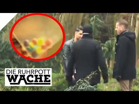 Der Drogenpark: Hier wird an die Polizei verkauft! | Die Ruhrpottwache | SAT.1 TV