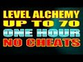 Skyrim SE Power Level Alchemy To 70 In ONE HOUR No Cheats Exploits Or Pickpocketing mp3
