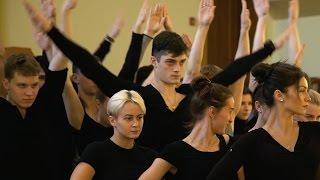 «Танцуют все!». Формейшн «Вера». Профайл