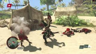 Assassins Creed Black Flag Ryzen 3 1300x RX 580 Ultra