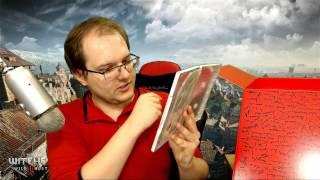 Unboxing - Wiedzmin 3 Edycja Kolekcjonerska
