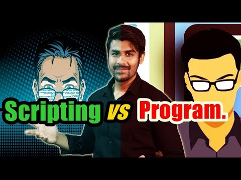 Scripting Vs Programming | What is Markup Language ? | Let's Make It Simple