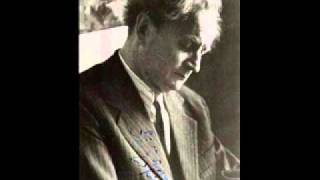 W. Kempff plays Schubert Sonata in A minor, D.845