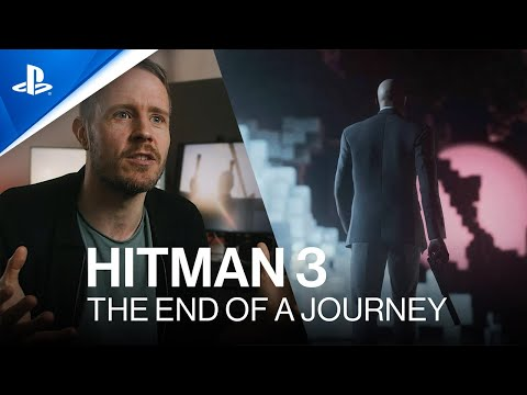 Hitman 3 The End Of A Journey Developer Insights Ps4 Youtube