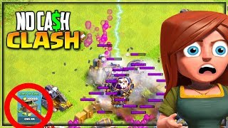 I CAN'T Believe I'm Saying This... Clash of Clans No Cash Clash #20