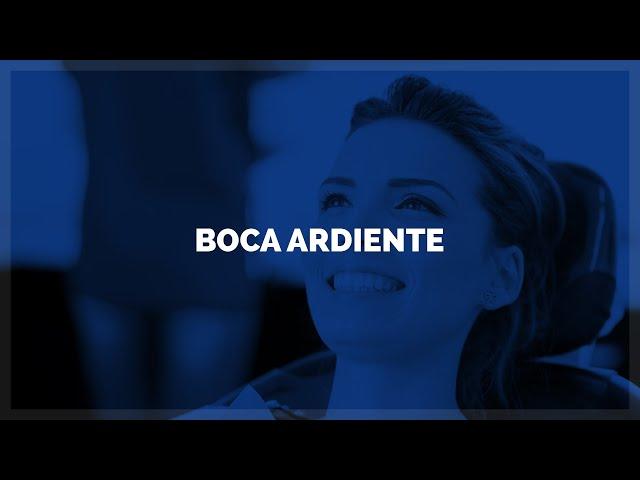 Boca Ardiente - Síntomas y tratar esta afección oral por Javier Alberdi CCM Dental Cantabria