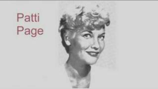 Patti Page - You Cant Be True, Dear YouTube Videos