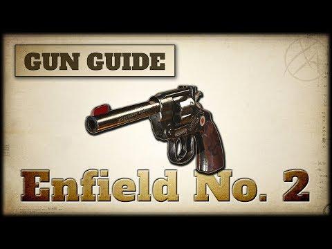 Enfield No. 2 Stats & Best Class Setups   CoD WW2 Gun Guide #23