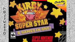 Kirby Super Star - DarkEvil87