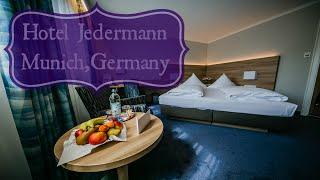 Hotel Jedermann Munich Germany