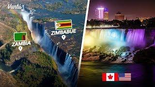 7 de las fronteras más impactantes del planeta