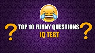 too funny brain teasers