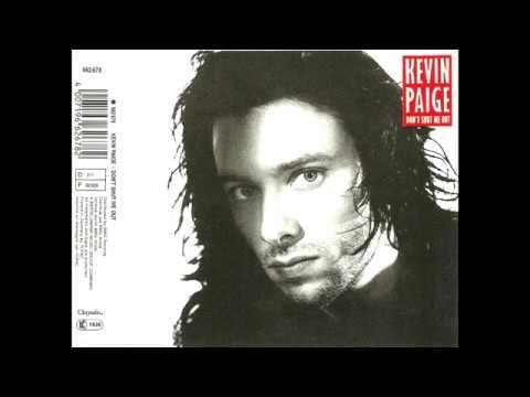 Kevin Paige - Don't Shut Me Out (Dance Mix) (1989)