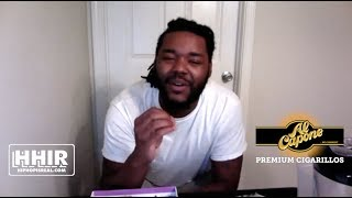 CALICOE ON HIS CLASSIC VS LUX SM2: WHEN LUX WALKED IN WITH DIDDY, IT SMELLED FISHY!