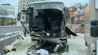 Incidente bus Flixbus: morta una donna italiana