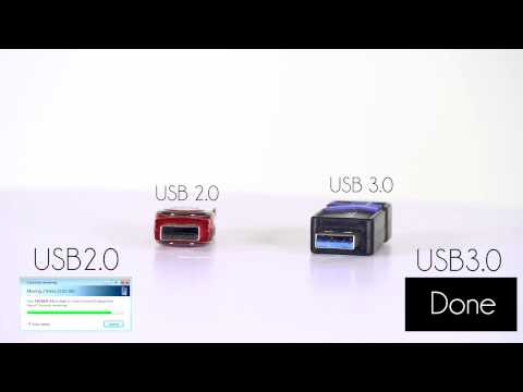 USB 3.0 - Everything You Need to Know in About a Minute