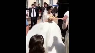 Невеста уходит из своего дома / Красивая армянская свадьба в Ереване 2018