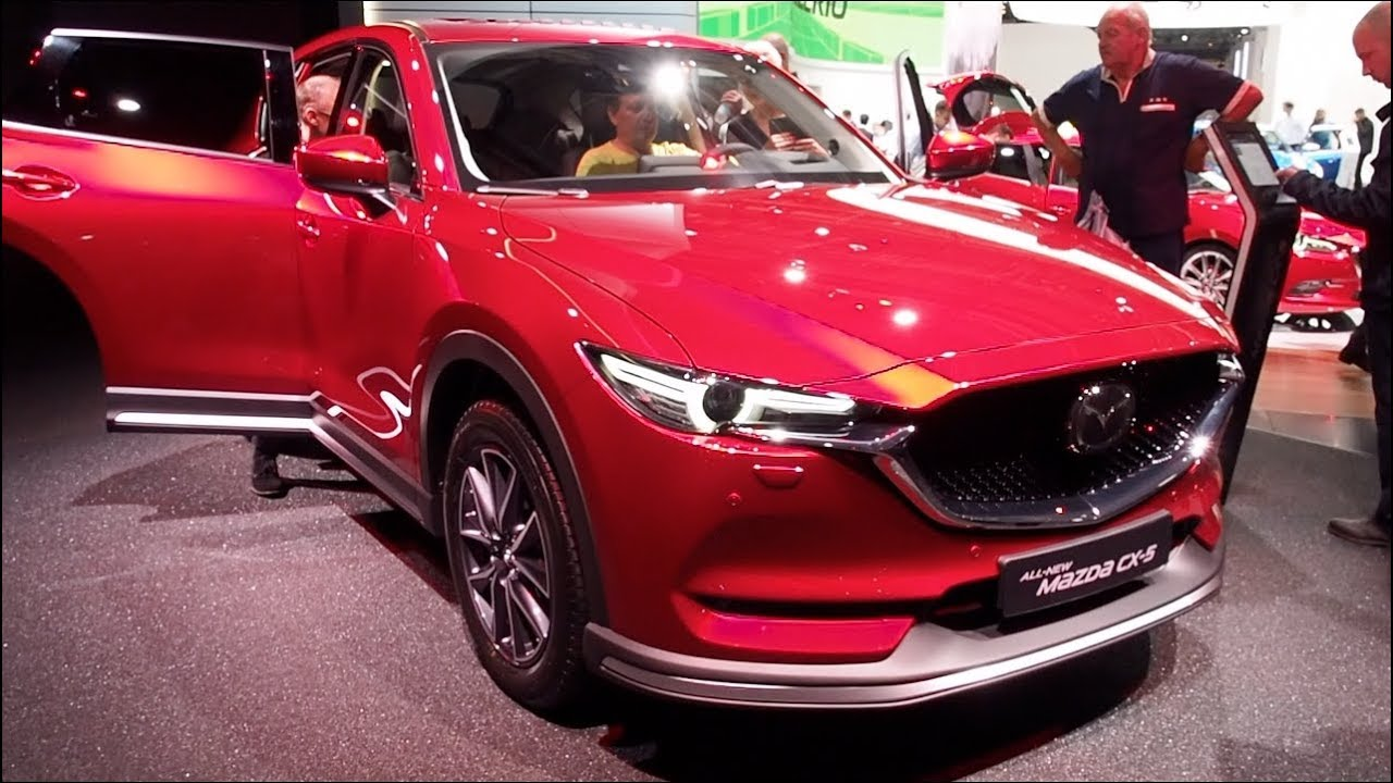 the all new mazda cx 5 2018 in detail review walkaround interior exterior youtube. Black Bedroom Furniture Sets. Home Design Ideas