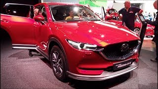 The ALL NEW Mazda CX-5 2018 In detail review walkaround Interior Exterior