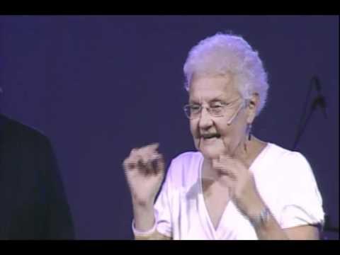 Rudy Carrasco and Mary Nelson Wednesday Evening Plenary CCDA 2011