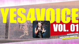 Yes4voice - Yes4LIKE male vocal info - Nisam tvoj ni svoj