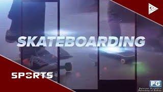 Huling nat'l qualifiers ng downhill skateboarding