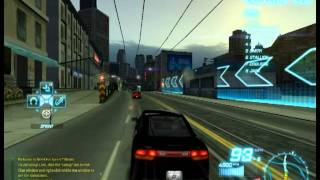 Need for Speed World Gameplay Demo