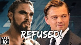 Top 10 Actors Who Refused Massive Marvel Roles