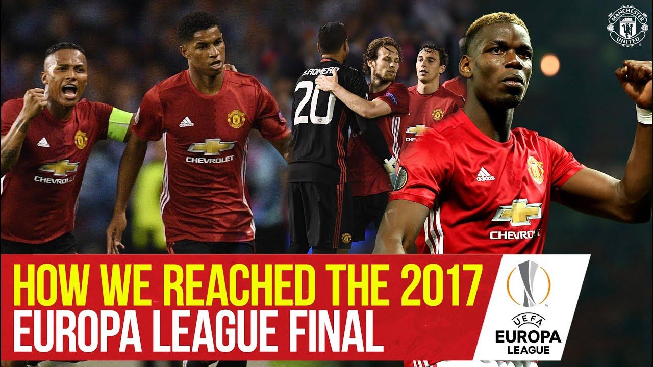 How we beat Celta Vigo to reach the 2017 UEFA Europa League Final | Manchester United