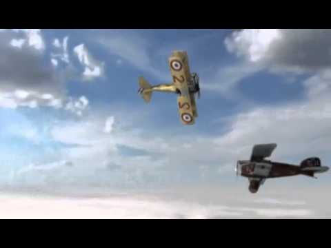 The Great War  The First Dogfighters