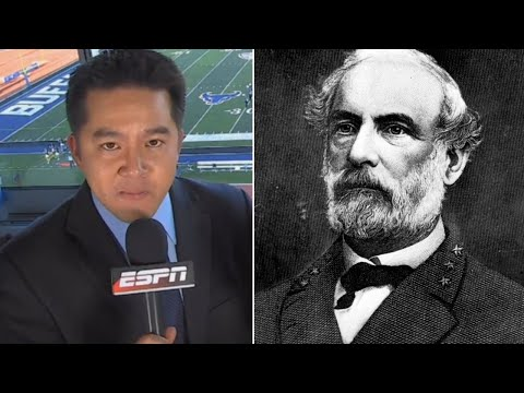 ESPN Announcer Robert Lee Is Pulled From Covering Game Because of His Name