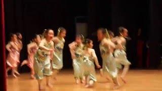 『2016』104學年度聖心小學運動會開幕表演 舞蹈隊
